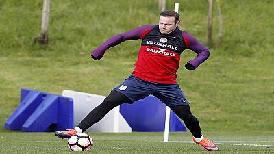 Russie 2018 : Wayne Rooney titulaire face à l'Ecosse
