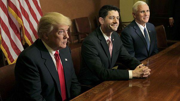 Sarah Palin e Rudi Giulliani na nova administração Trump?