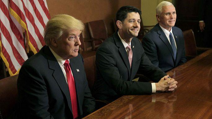Le cabinet de Trump se dessine