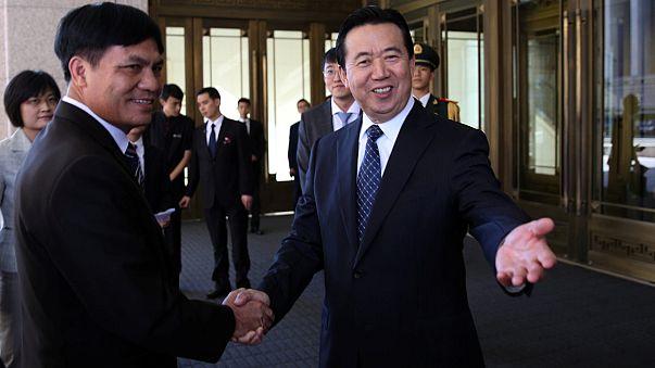 AI preocupada por la elección del chino Meng Hongwei al frente de Interpol