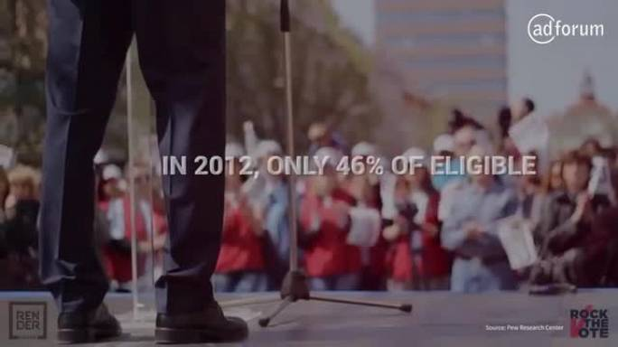 Virgin America Rocks the Vote (Virgin America)