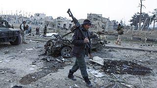 Tálib merénylet az afganisztáni német konzulátus ellen