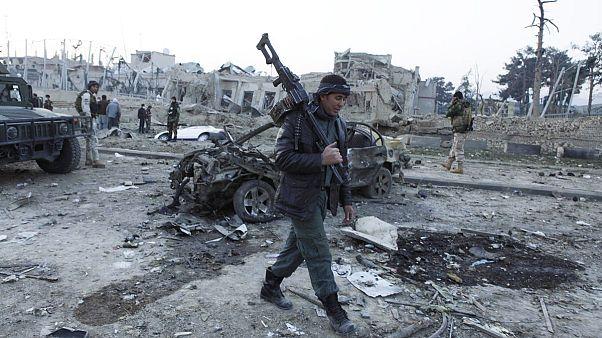 Afghanistan - Angriff auf deutsches Generalkonsulat