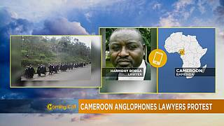 Cameroon Anglophone lawyers continue strike [The Morning Call]