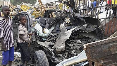Nigeria: 3 female suicide bombers neutralized in Maiduguri