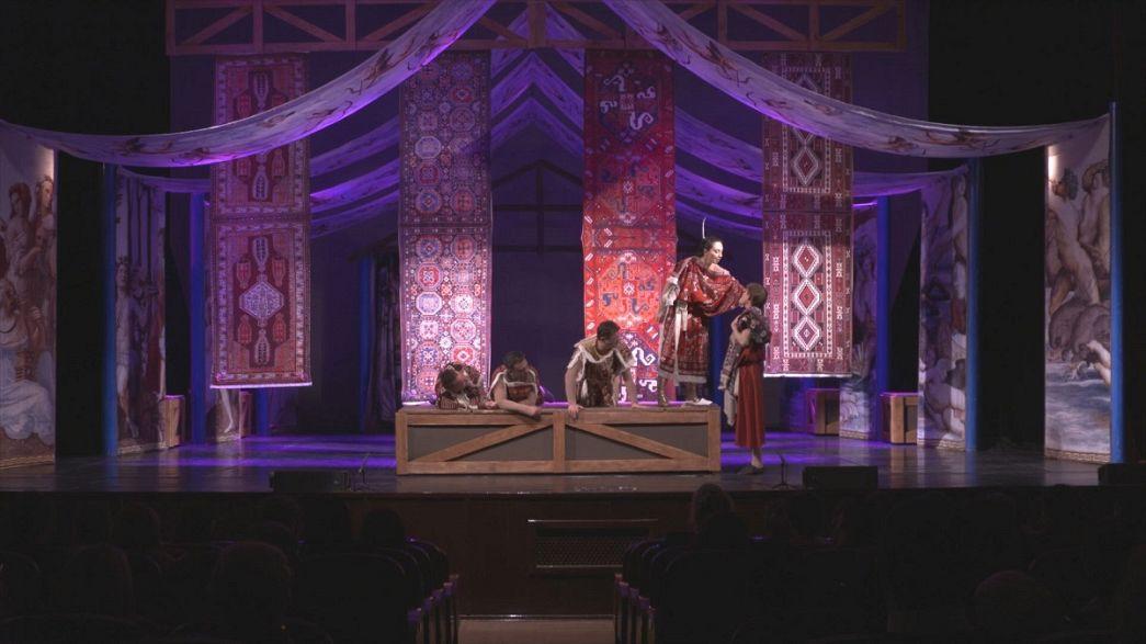 المسرح على شرف النسخة الرابعة للمهرجان الدولي لتعدد الثقافات