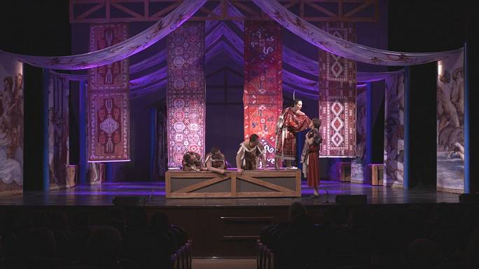 Le théâtre mondial à l'honneur à Baku