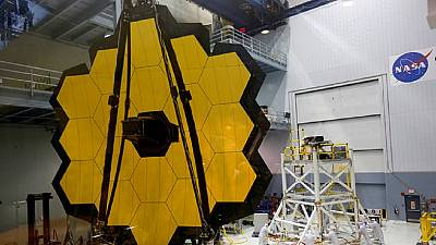 World's largest space telescope ready; expected to launch in 2018