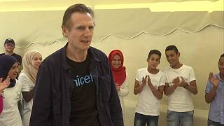 İyi niyetli bir elçi Liam Neeson