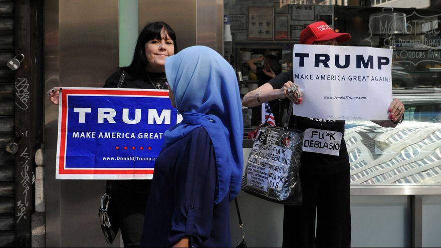 Trump, Müslümanlara yasağı kaldırdı