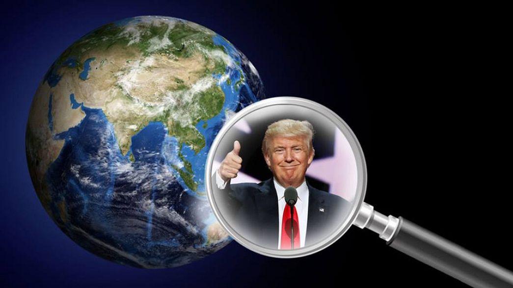"""Les insolites : édition spéciale """"Trump"""""""
