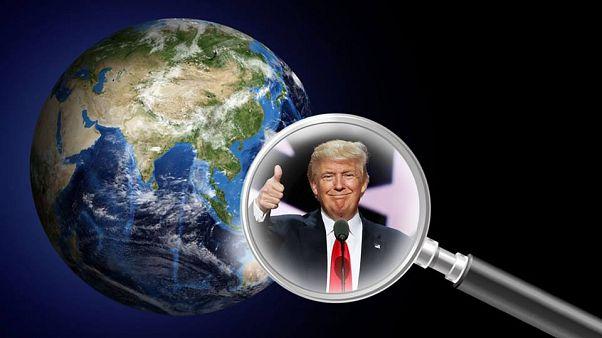 Dünya Trump'ı konuşuyor