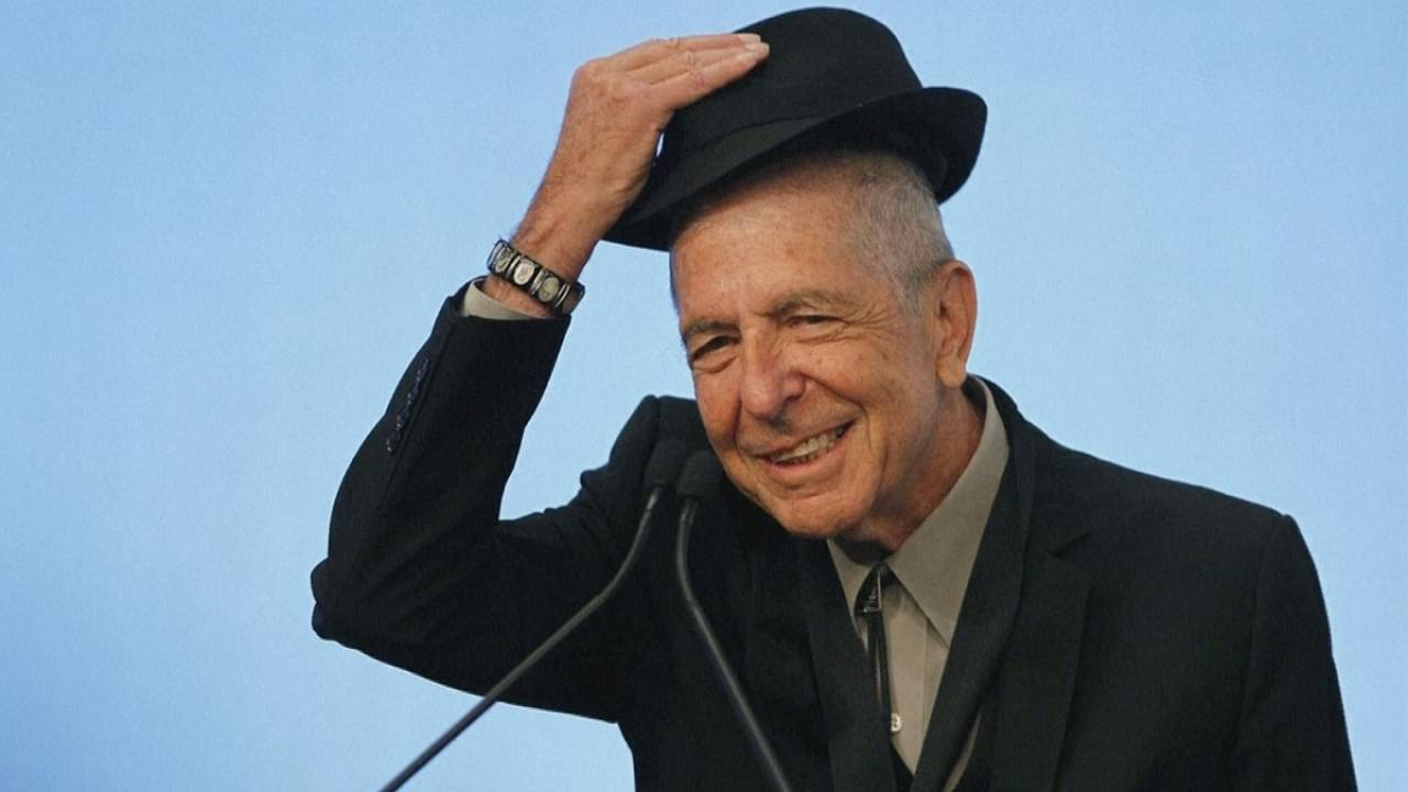 So long, Leonard Cohen!