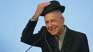 Leonard Cohen, le poète derrière le chanteur