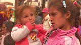Síria: Cinco mil civis já fugiram da cidade de Raqqa