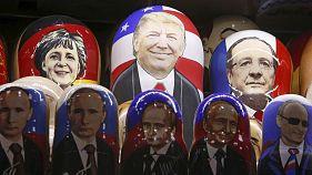 Líderes europeus pedem esclarecimentos a Trump