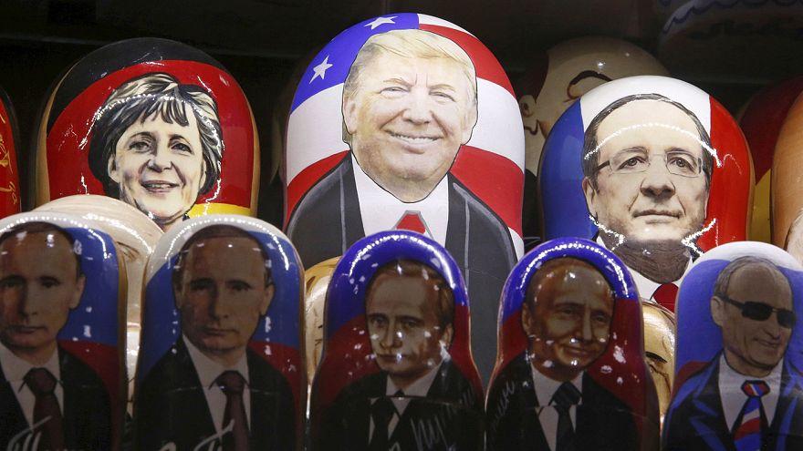 """""""Eine Welt bricht zusammen"""" Europa reagiert auf Trumps Wahlsieg"""