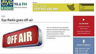 South Sudan private radio closed down by national security
