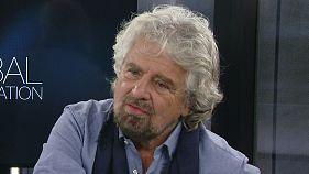 Beppe Grillo (seconda parte): Contro Bruxelles io sto con Renzi ma è inaffidabile