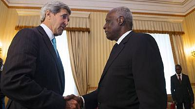 US lauds Angola as a 'valued voice for peace' in Great Lakes region