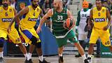 Panathinaikos enjoy overtime win against Maccabi