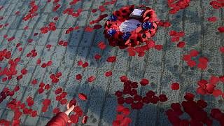Armistice day is marked on the eleventh hour of the eleventh day of the eleventh month