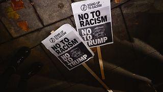 Vague d'actes racistes aux Etats-Unis