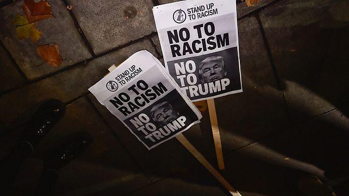 Incidentes racistas en Estados Unidos tras la victoria de Trump