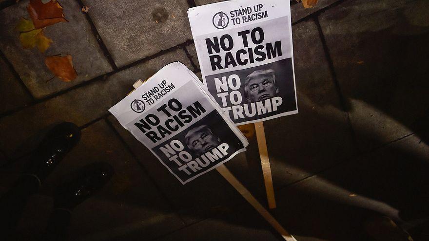 US-Wahl motiviert mutmaßliche Trump-Unterstützer und Trump-Gegner zu Straftaten