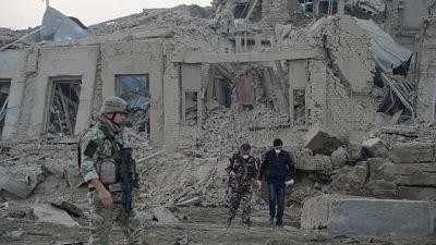 Afghanistan:Le consulat allemand visé par un attentat