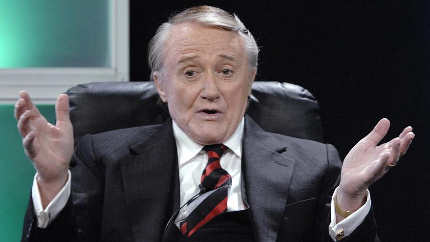Actor Robert Vaughn dies at 83