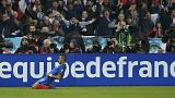 Football : les Bleus battent les Suédois