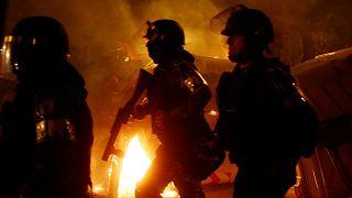 Brezilya'da bütçe kesintileri protesto edildi