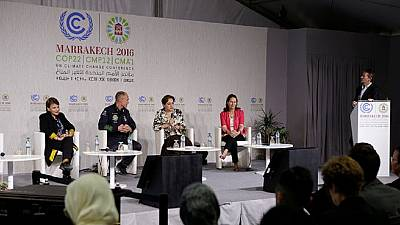 No backtracking on climate change deal - COP22 president warns
