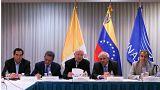 Venezuela, continuano i colloqui governo-opposizione mediati dall'inviato del Papa