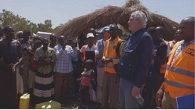 EU announces aid to South Sudanese refugees
