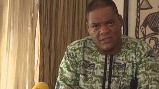 Ghana's unique presidential aspirant