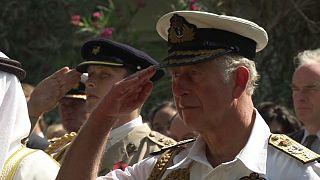 """العائلة المالكة في بريطانيا تحيي ذكرى """"يوم التذكر"""""""