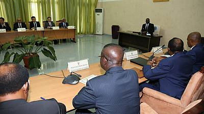 DRC: Kabila hints of possibility of a 'third term' during meeting with UN