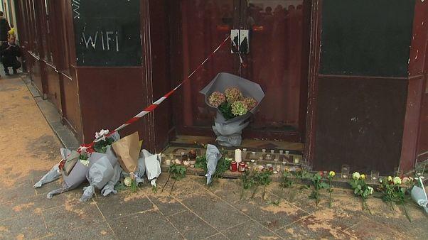 A párizsi terror időrendben