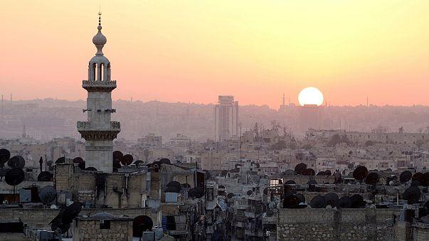 Síria: forças sírias avançam sobre zona de Alepo e estão mais perto de Raqqa