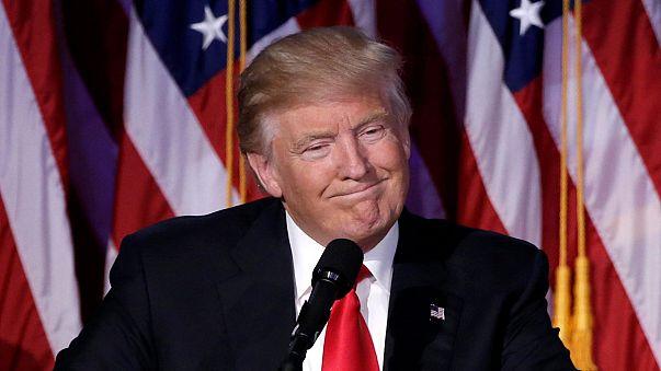 """""""Oh My God"""" - Europa und der Trump-Schock"""