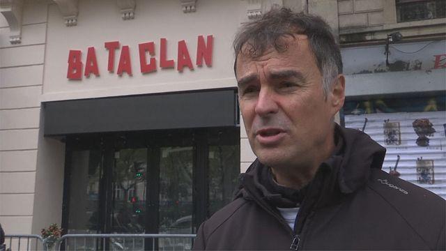 Un an après les attentats de Paris, rescapés et témoins se souviennent