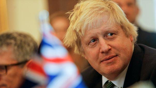 """Boris Johnson, de la crítica al """"deseo de trabajar"""" con Trump"""