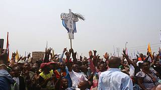 UN calls for a 'peaceful transition and election' in DRC