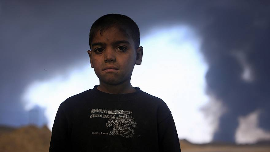 En Irak, des habitants des environs de Mossoul témoignent d'attaques chimiques