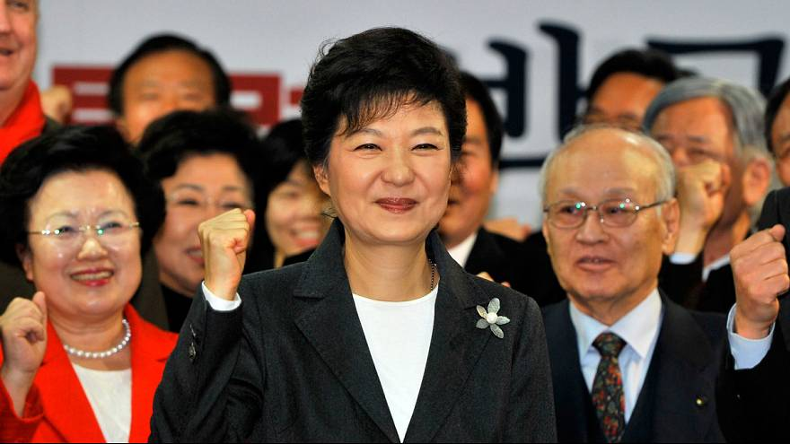South Korean president to face prosecutors in political scandal probe