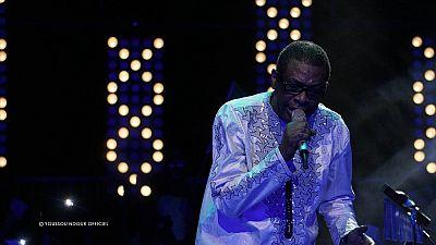 Le retour de Youssou N'Dour en chanson avec l'album Africa Rekk