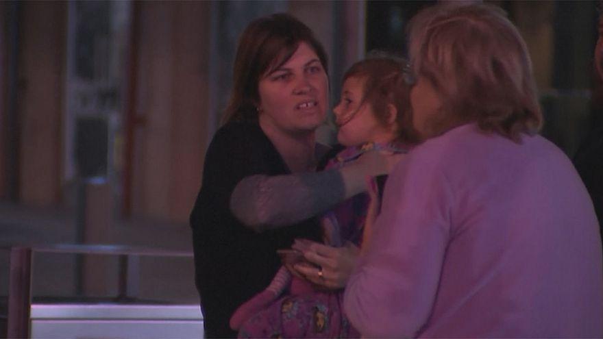 Al menos dos muertos en el terremoto de 7,8 grados en Nueva Zelanda