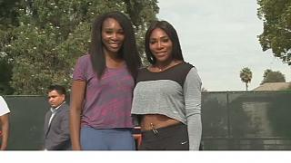 Venus and Serena Williams return to Compton; get tennis courts named after them